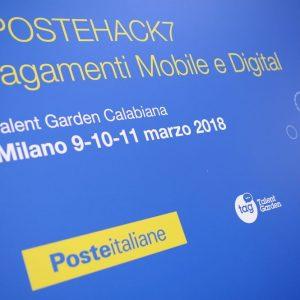 Postehack7: il futuro dei pagamenti mobili e digitali
