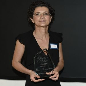 Vodafone Italia, Barbara Cavaleri nominata CFO dell'anno