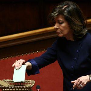 Presidenze, fumata bianca: Casellati (Fi) a Senato, Fico (M5S) a Camera