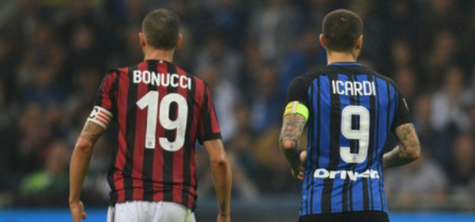 Milan-Inter, derby al cardiopalma per la Champions