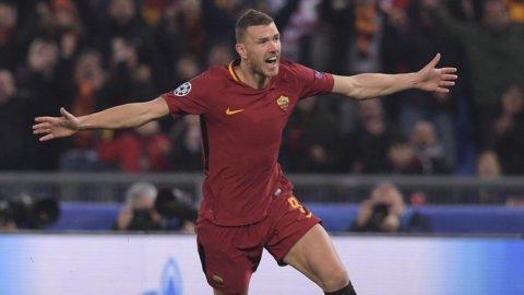 La Roma avvicina la Champions, oggi tocca a Lazio e Milan