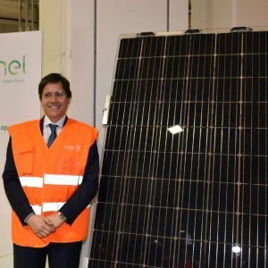 Enel, rinnovabili: a Catania il polo d'eccellenza per il fotovoltaico