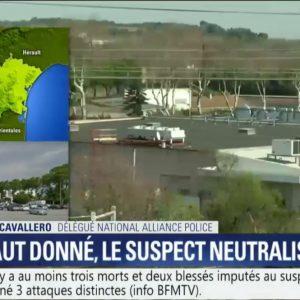 Isis, attentato in Francia: quattro morti, ucciso attentatore