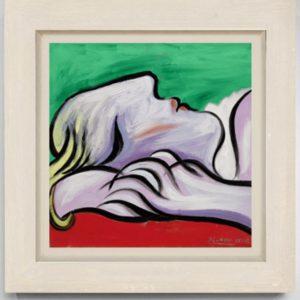 La bella addormentata di Picasso in asta a New York per 25-35 milioni di dollari