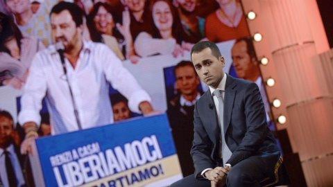 Governo Lega-M5S, si va verso un premier terzo