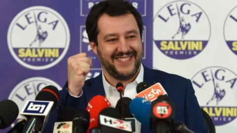 Acquarius: ci pensa la Spagna e Salvini esulta