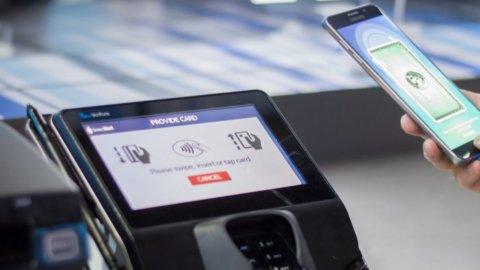 Samsung Pay disponibile sin da oggi per i clienti Unicredit