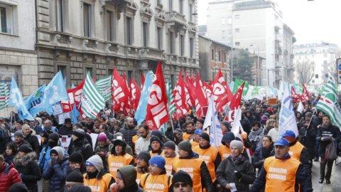 Sirti, niente accordo: sindacati proclamano sciopero