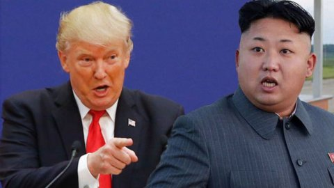 Trump-Kim: entro maggio storico incontro sul nucleare