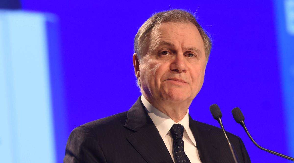 Ignazio Visco governatore della Banca d'Italia