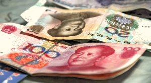 banconote di yuan