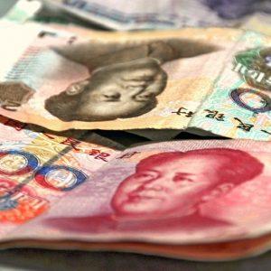 I bond cinesi diventano un investimento rifugio
