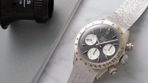 Phillips Auction, Rolex Cosmograph Daytona, referente 6265