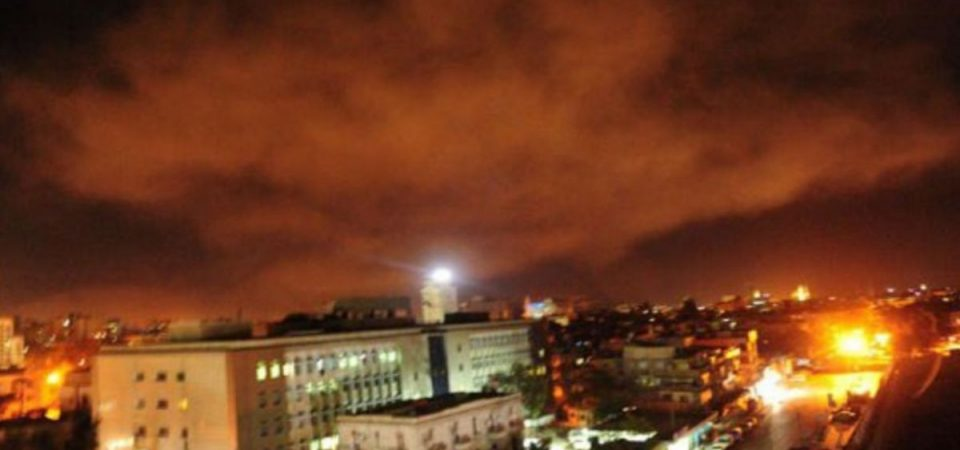 Siria: partito l'attacco di Usa, Francia e Gran Bretagna