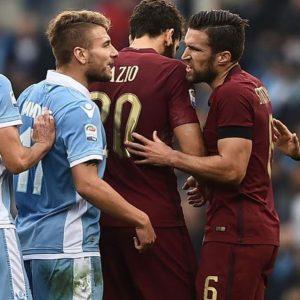 Lazio-Roma, derby da Champions ma l'Inter non ne approfitta