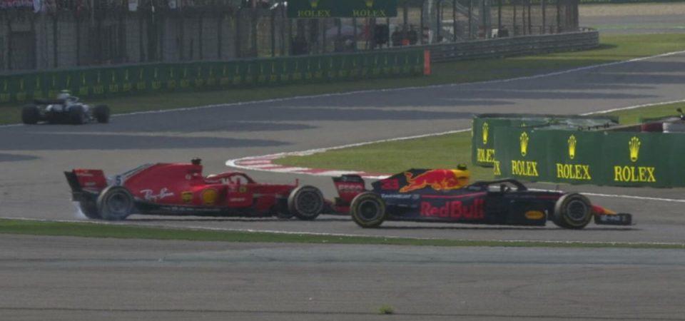 F1, Gp Cina: vince Ricciardo, Verstappen fa fuori Vettel