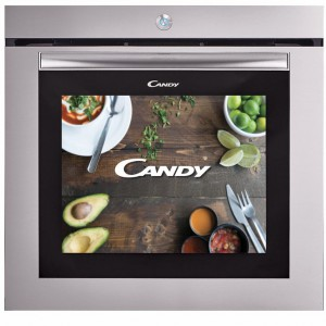 Candy: il forno intelligente Watch&Touch vince il Red Dot Award