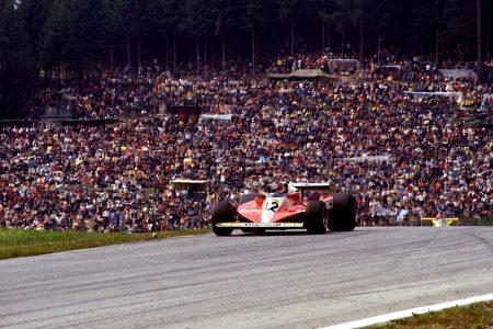 Una mostra per Gilles Villeneuve, il mito che non muore