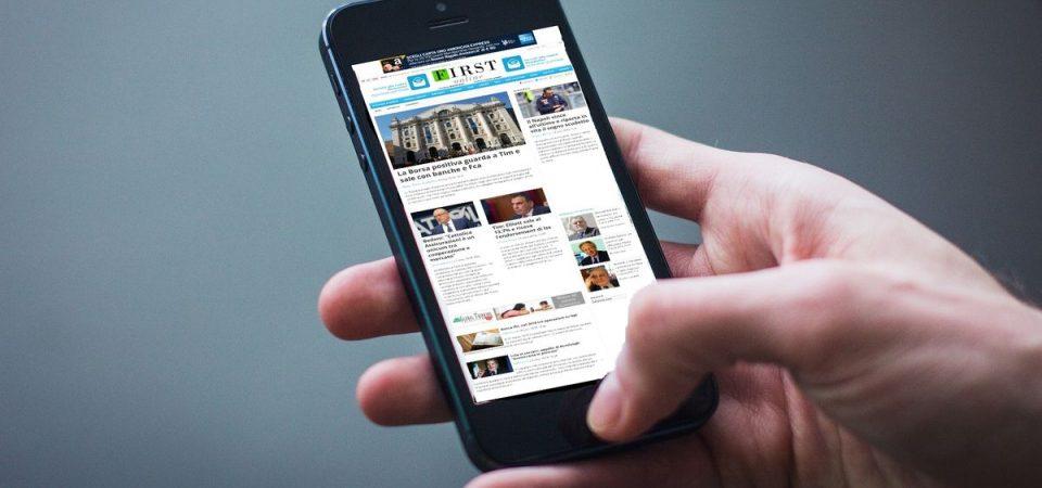FIRSTonline, oltre 200 mila visite giornaliere: è record