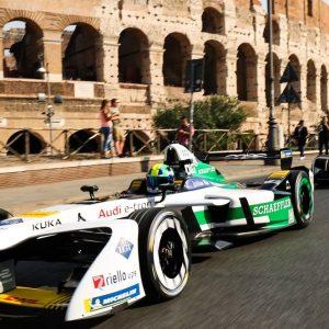 Formula E Roma: tutto pronto per il GP elettrico