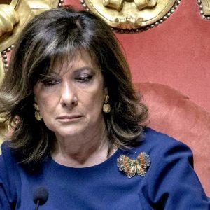 Colle: a Casellati 48 ore per cercare intesa centrodestra-5S