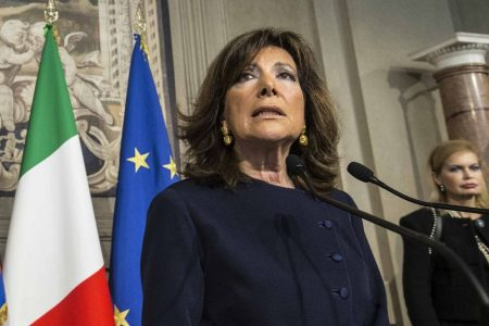 Governo: Casellati fallisce, lunedì prova Fico