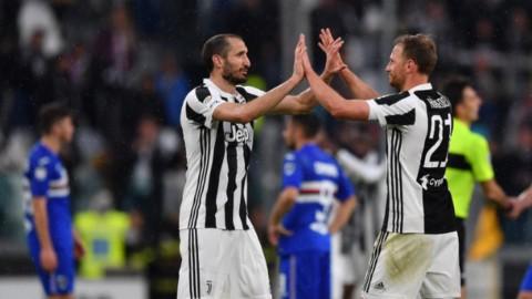 La Juve avvista il nuovo scudetto: il Milan ferma il Napoli