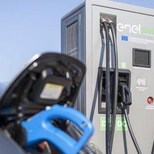 Genova, da Enel 200 punti di ricarica per mobilità elettrica