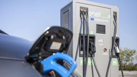Auto elettriche: da Bei 115 milioni a Enel per le colonnine