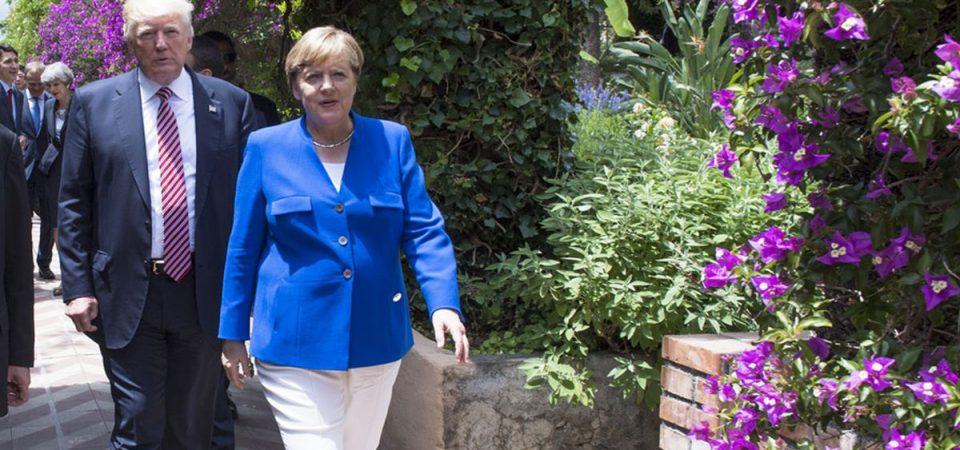 Vertice Trump-Merkel: accordo Iran non basta, ok su Corea