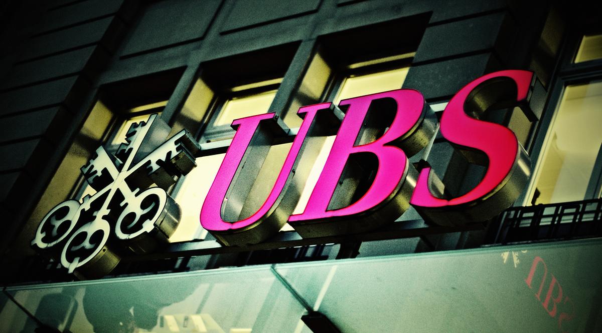 La Banca svizzera Ubs