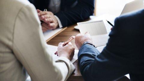 Imprese post Covid: l'occupazione tiene, spinta al digitale