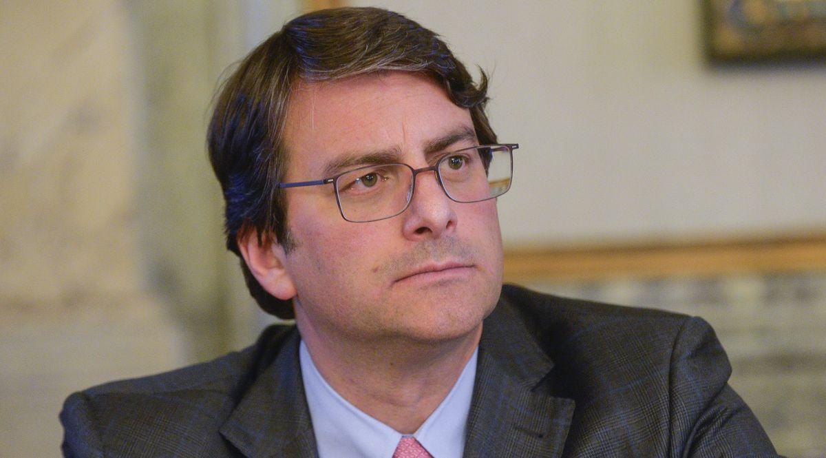 Stefano Barrese responsabile Divisione Banca dei Territori Intesa Sanpaolo