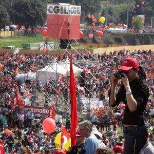 Cgil, la candidatura Colla sfida il populismo filo-grillino
