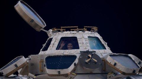 Maxxi, spazio chiama terra: incontro con AstroSamantha