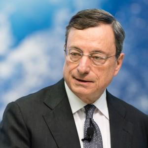 Draghi Sos: aria di recessione in Europa