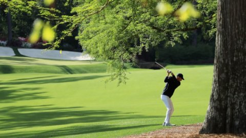 Golf, a New Orleans si gioca in coppia