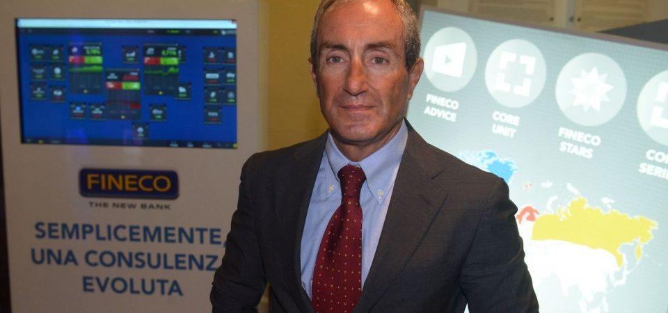 Finecobank: raccolta netta di oltre 200 milioni a novembre