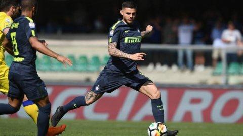 Inter e Lazio, corsa alla Champions da brividi