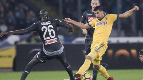 Juve-Napoli, la finale che vale lo scudetto