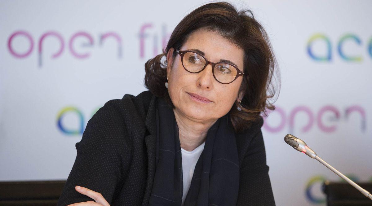 Elisabetta Ripa Ad Open Fiber