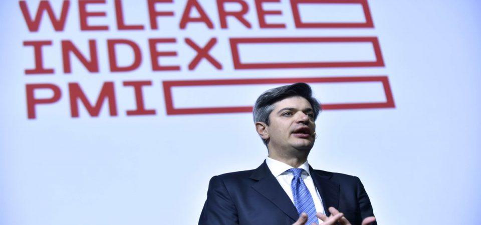 Generali Italia premiata ad Assorel per Welfare Index PMI e Semplice Come