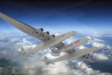 L'aereo più grande del mondo pronto al decollo