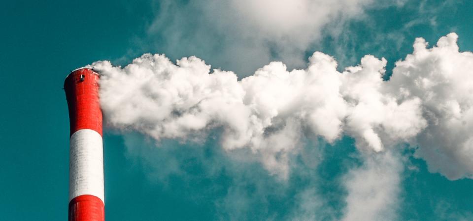 Ispra: nel 2019 Pil in calo ma  CO2 in aumento
