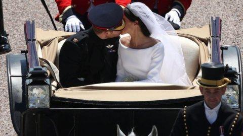 Il royal wedding di Harry e Meghan, un affare da 1 miliardo