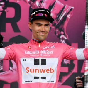 Giro: super Dumoulin trionfa nella crono di Gerusalemme