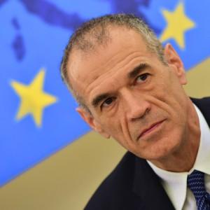 """Cottarelli: """"Il debito si può ridurre: il Belgio lo dimostra"""""""