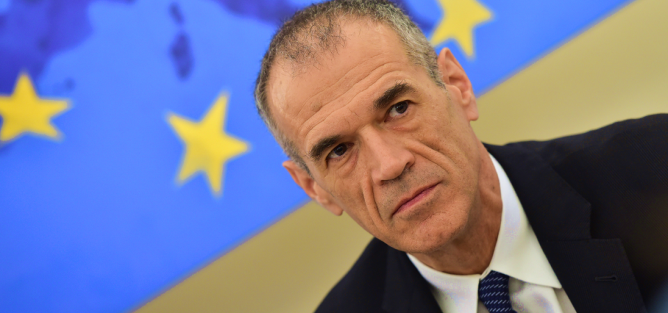 Governo Cottarelli, la lista dei ministri è pronta