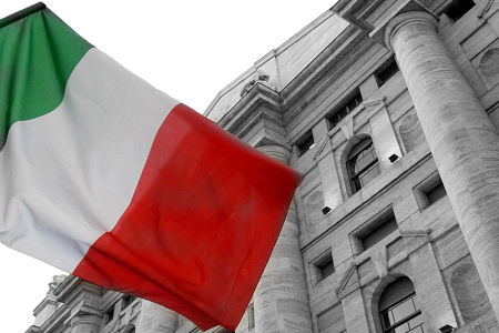 Il rischio Italia fa impennare lo spread e cadere la Borsa