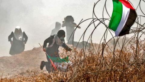 Israele, massacro a Gaza: oltre 50 morti, migliaia di feriti